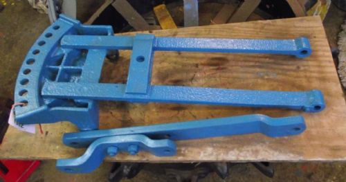 Fordson Major Tractor Hitch and Swinging Drawbar.